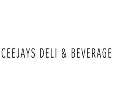 Ceejays Deli & Beverage Logo