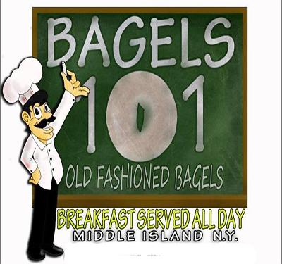 Bagels 101 Logo