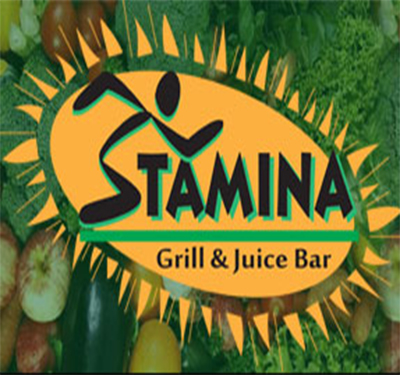 Stamina Grill & Juice Bar Logo