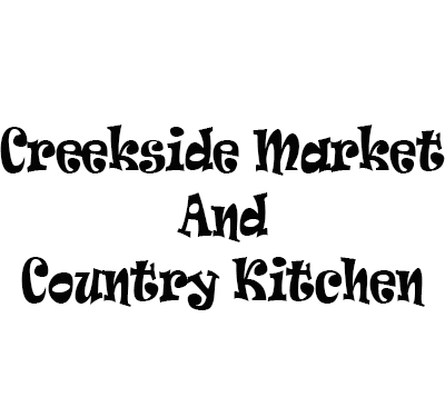 Creekside Market And Country Kitchen Logo