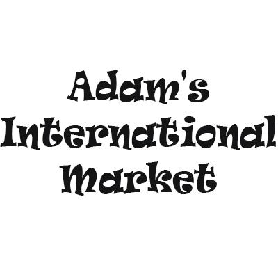 Adam's International Market Logo