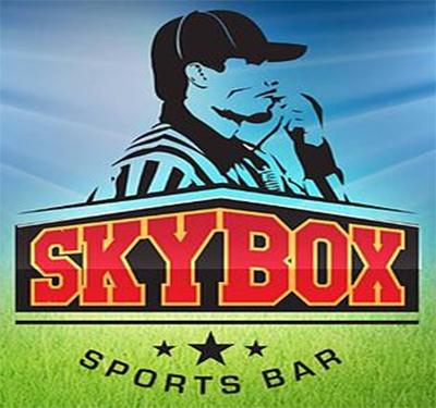 Skybox Sports Bar Logo