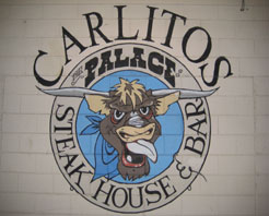 Carlitos Steakhouse & Bar in Gonzales, CA at Restaurant.com