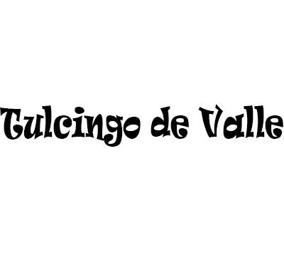 Tulcingo de Valle Logo