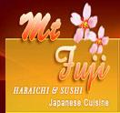 Mt. Fuji Japanese Sushi & Hibachi Logo