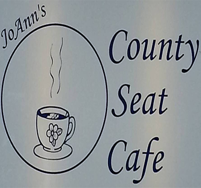 County Seat Cafe Logo