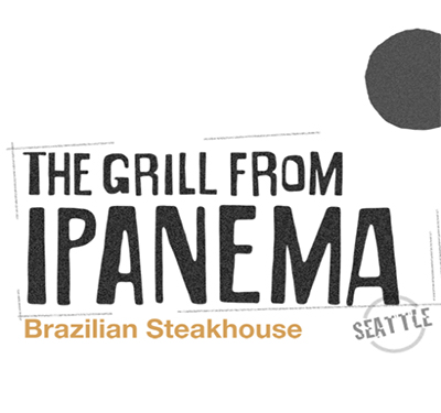 The Grill From Ipanema Logo