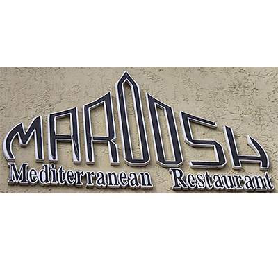 Maroosh Mediterranean Logo