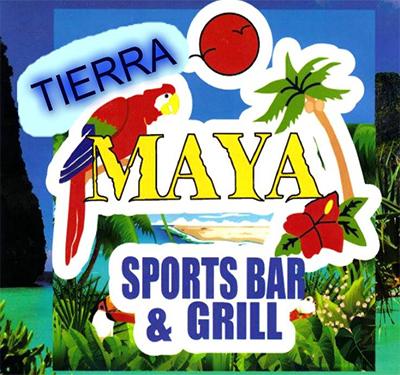 Tierra Maya Sports Bar & Grill Logo