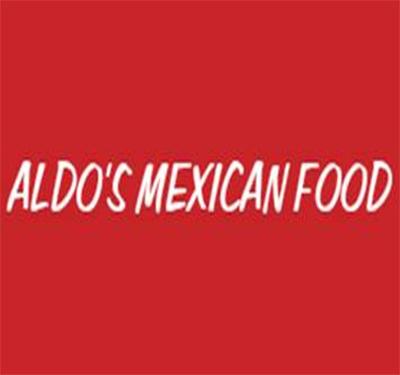 Aldo's Mexican Food Logo