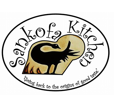 Sankofa Kitchen Logo
