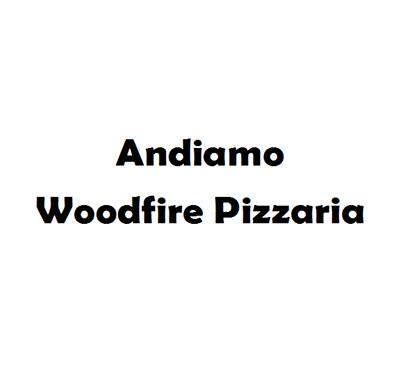 Andiamo Woodfire Pizzaria Logo