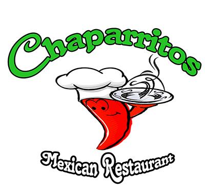 Chaparritos Mexican Restaurant Logo