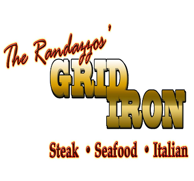 The Randazzos Grid Iron Logo