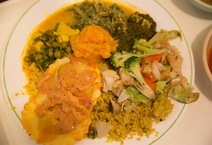 Green Gourmet Restaurant in Fairfield, IA at Restaurant.com