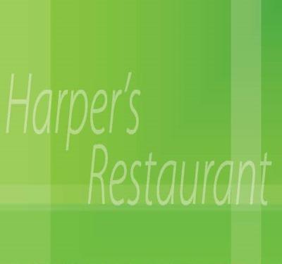 Harper's Restaurant - Temporarily Closed Logo