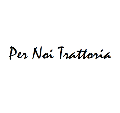 Per Noi Trattoria Logo