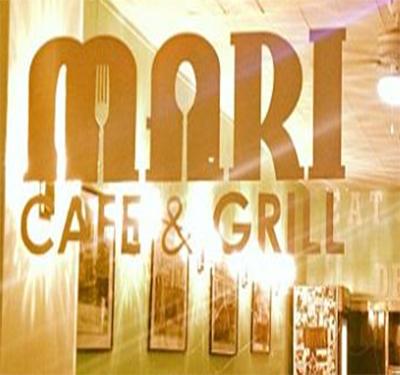 Mari Cafe & Grill Logo