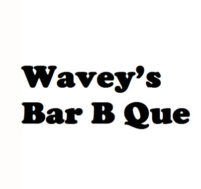 Wavey's Bar-B-Que Logo