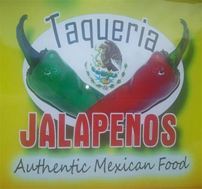 Taqueria Jalapenos Logo