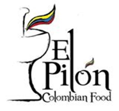 El Pilon Colombian Food Logo