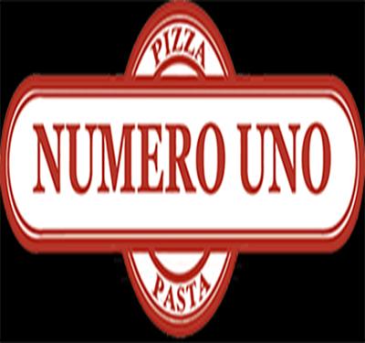 Numero Uno Pizza Logo