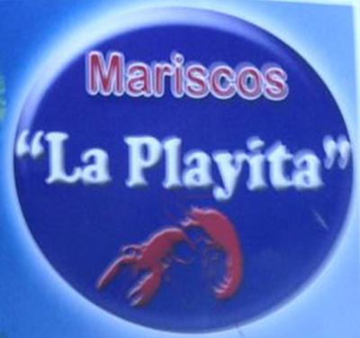 Mariscos La Playita Logo
