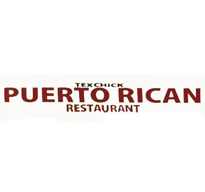 Tex-Chick Puertorrican Restaurant Logo