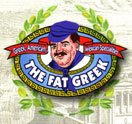 The Fat Greek Logo