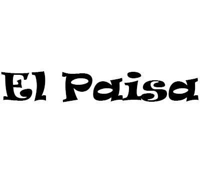 El Paisa Logo