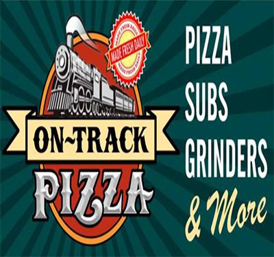 Fast Track Pizza Logo