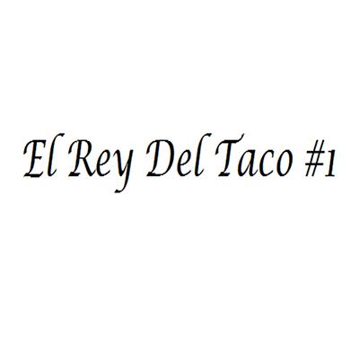 El Rey Del Taco #1 Logo