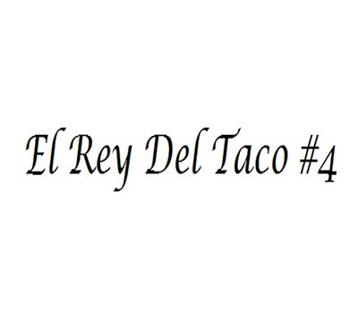 El Rey Del Taco #4 Logo