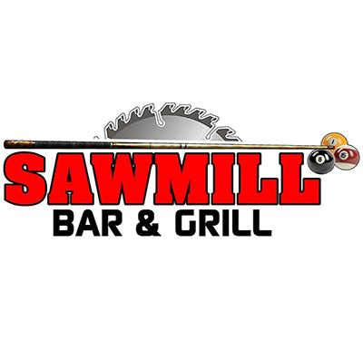Sawmill Bar & Grill Logo
