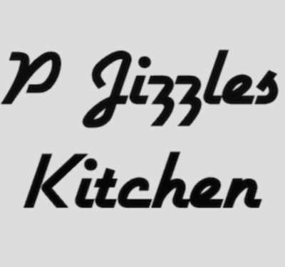 P Jizzle's Kitchen Logo