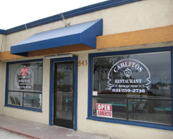 Carlitos Restaurant Salinas in Salinas, CA at Restaurant.com
