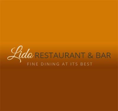 Lido Restaurant & Bar Logo