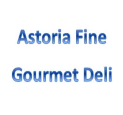 Astoria Fine Gourmet Deli Logo