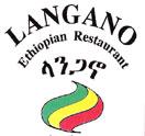 Langano Ethiopian Restaurant Logo