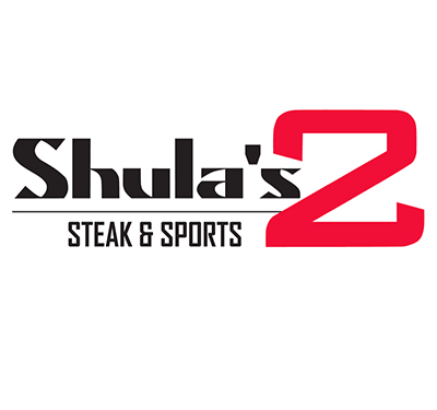 Shula's 2 Steak & Sports Logo