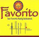 Favorito Restaurant Logo