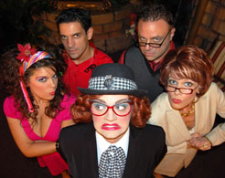 Sleuths Mystery Dinner Shows in Orlando, FL at Restaurant.com