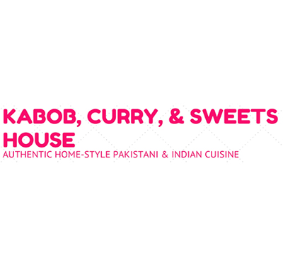 Kabob, Curry and Sweets Logo