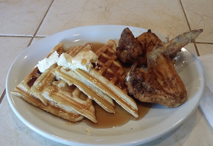 K & J Southern Kitchen in Snook, TX at Restaurant.com