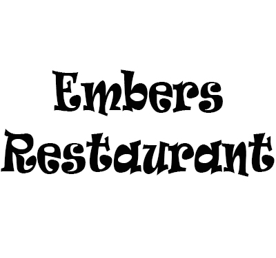 Embers Restaurant at Ken Bar Lodge Logo