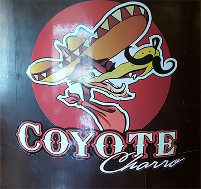 El Coyote Charro Logo