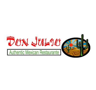 Don Julio White Bear Lake Logo