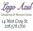 Lago Azul Logo