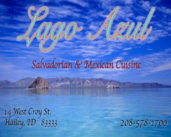 Lago Azul in Hailey, ID at Restaurant.com