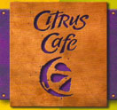 Citrus Cafe Logo